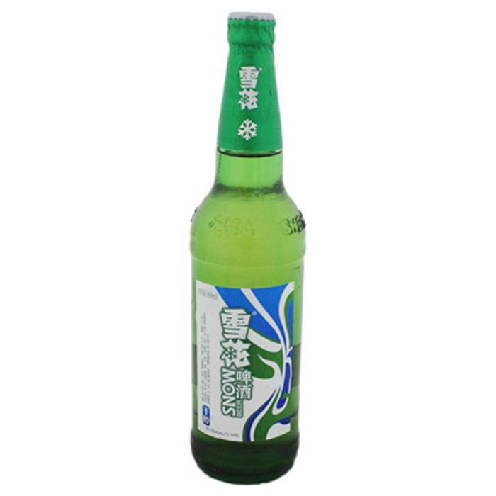 雪花清爽啤酒568ml